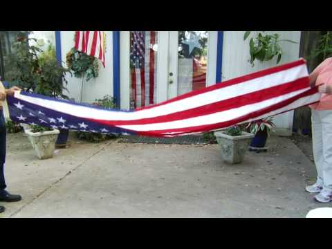 how to handle  u0026 fold the american flag   how to fold a funeral flag how to handle  u0026 fold the american flag   how to fold a funeral      rh   youtube