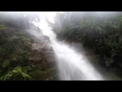 Tourist Places In Cali Colombia La Chorrera del Indio Pance River