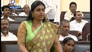 Roja Versus Choudary: High Drama In AP Assembly
