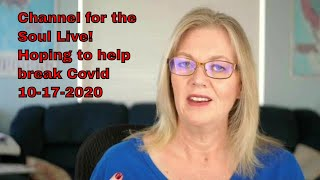 Channel for the Soul Live! Brenda Gervais 10-17-2020