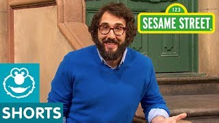 Sesame Street: Josh Groban's Joke | #ShareTheLaughter Challenge