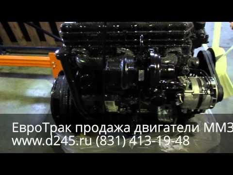 Д-245.7Е2-842 на ГАЗ-3309