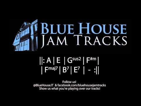 John Mayer Style Soul/Country [A] Jam Track
