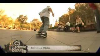 Cidade Skate #7 - Especial Barcelona - Uni