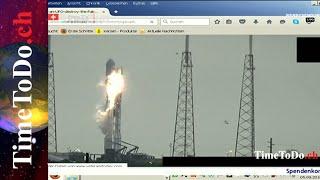 Zwischenfall in Cape Canaveral und weitere aktuelle Themen, TimeToDo.ch 07.09.2016