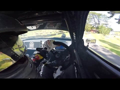 Mad Mike POV 4Rotor MADBUL Leadfoot Festival 2015 Hill Climb