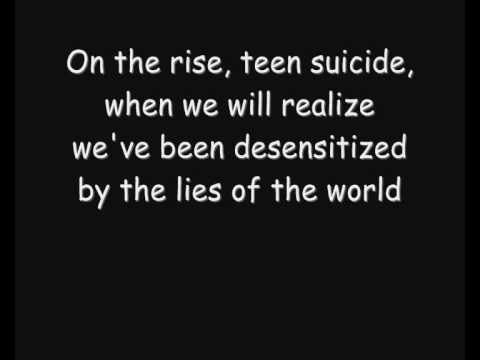 Skillet - Looking For Angels (Lyrics)