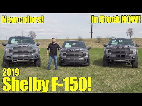 755HP 2019 Shelby F150 and Super Snake F150! How To Buy! Exhaust, Walkaround, Review