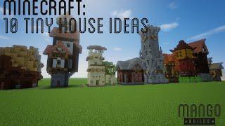 Minecraft: 10 Awesome Tiny House Ideas