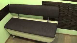 видео Обтяжка мебели