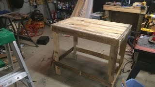 Labelle Workbench/outfeed Table