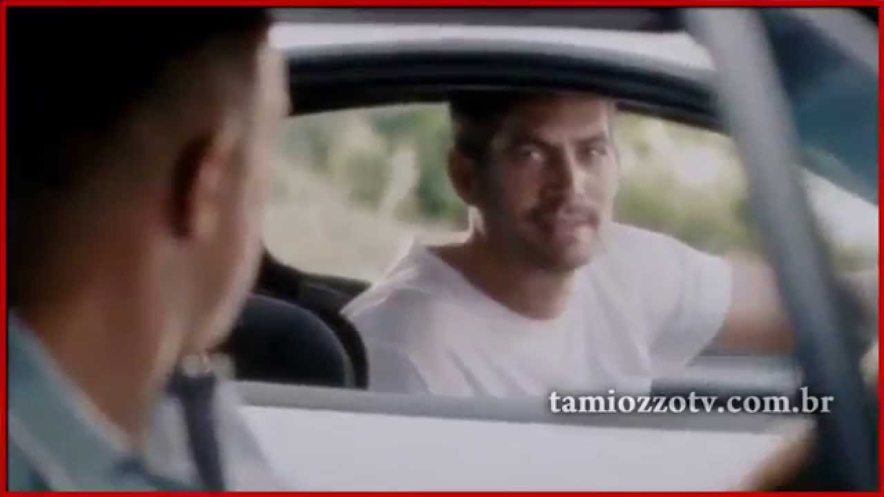 Homenagem A Paul Walker Velozes E Furiosos 7 Cena Final Emocionante