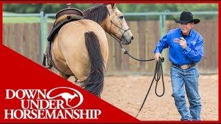 Clinton Anderson: Method Ambassador Rick Badousek - Downunder Horsemanship