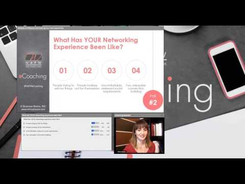 Networks of Influence and Creating Your Next Opportunity 5.9.2017