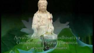 Prajnaparamitahridaya Sutra - Heart of Perfect Wisdom Sutra - Bát Nhã Tâm Kinh