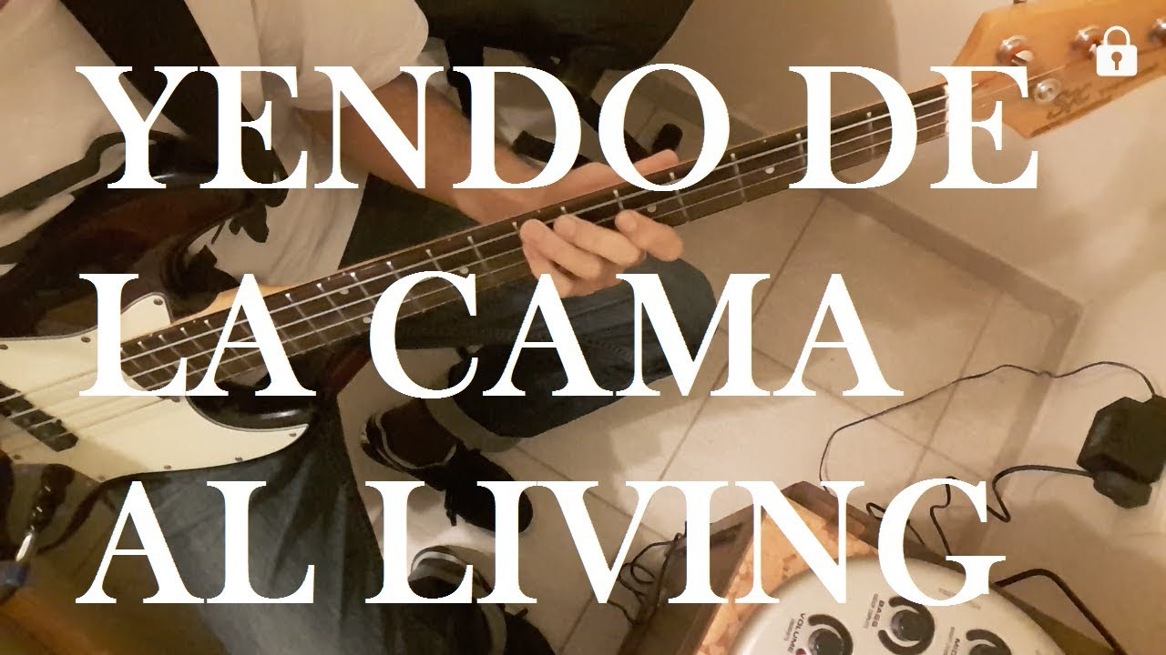 Explicado Como Tocar Yendo De La Cama Al Living De Charly Garcia En El Bajo Tutotial 61 Youtube