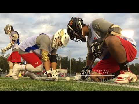 Team Philippines Field Lacrosse Tryout - Session 2 & 3