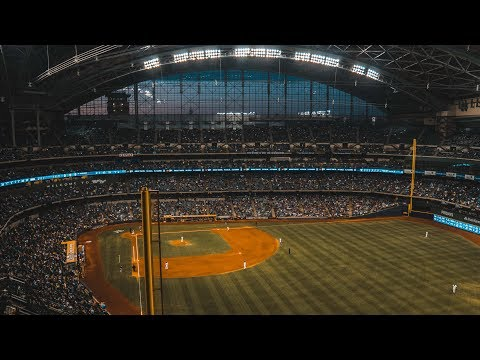 Bleacher Creature ( Milwaukee Brewers walk off Homerun )