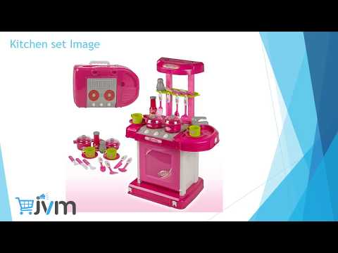 How to Assemble Kitchen Set 0058