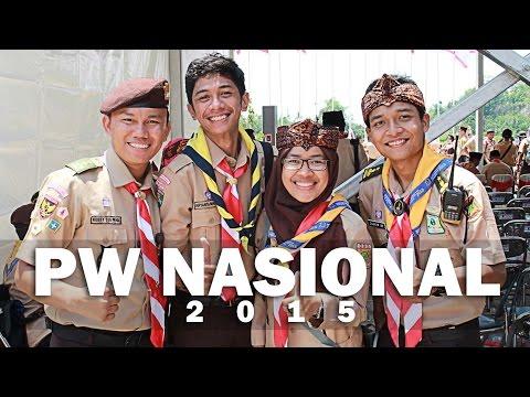 Pramuka Jawa Barat PW Nasional JABAR KAHIJI!!