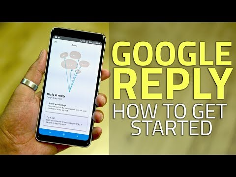 Google Reply First Look | How to Download, How to Use