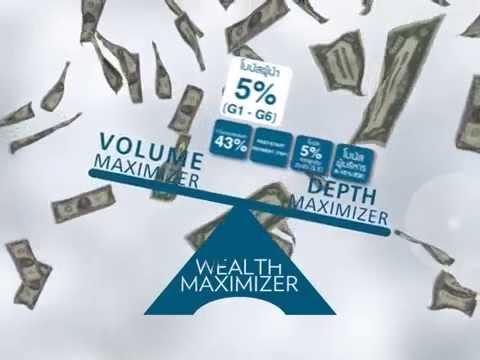 แผนรายได้นูสกิน Wealth Maximizer