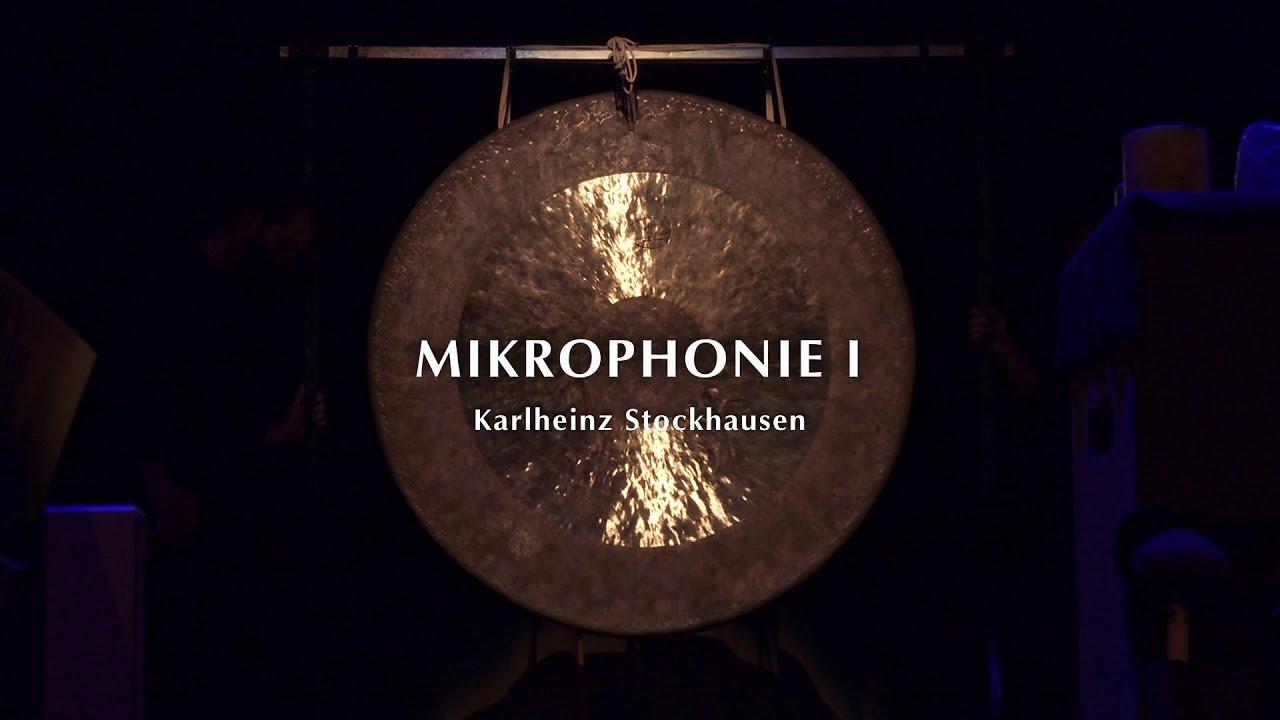 Mikrophonie I (1964) Karlheinz Stockhausen
