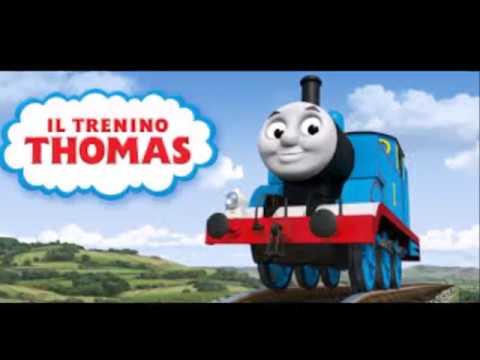 Trenino Thomas Sigla Italiano bimbi tv
