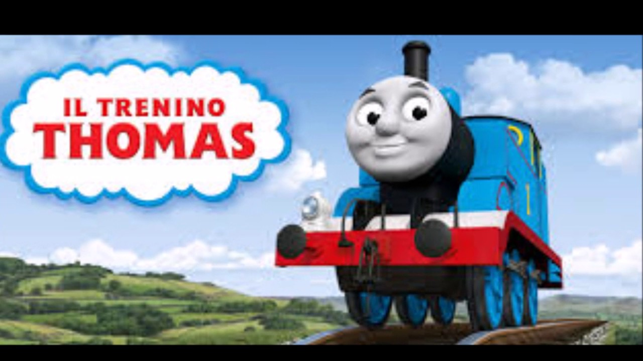 Trenino thomas sigla italiano bimbi tv youtube