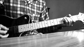 KROKUS - Dog Song (Rhythm guitar cover)
