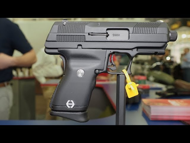 Hi Point Firearms New Pistol at SHOT Show 2019