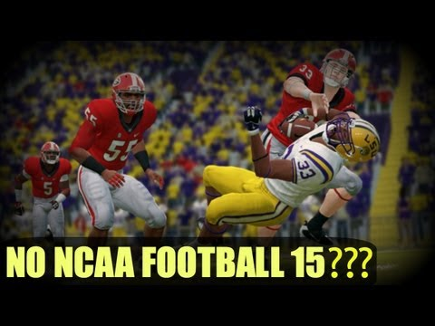 No More NCAA Football Series? (NCAA Drops Name From EA Sports Game)