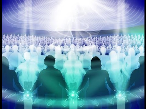 """Channeling #1 - """"Multi-Dimensional Travel"""" - Hope and Guidance In The New Energies"""