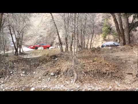 American fork canyon below tibble fork reservoir pt 1
