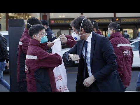 Coronavirus: Italia, il totale dei morti sfiora quota 3000