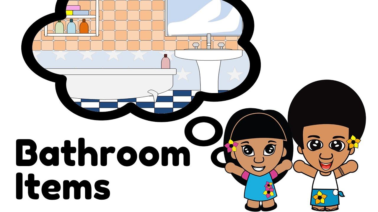 Learn Samoan Language   Bathroom Items