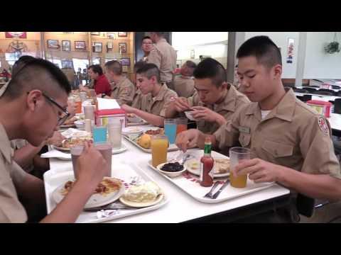 Feeding Tomorrow's Leaders - 2nd Mess