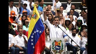 Of pushing out Maduro, Guaido says 'Venezuela already decided for change'