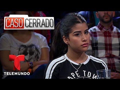 Caso Cerrado | 16-Year-Old With 50-Year-Old Boyfriend!👴🙎♿| Telemundo English