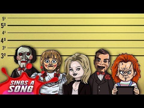 The Killer Doll Cypher - Chucky X Tiffany X Glen X Annabelle X Slappy X Jigsaw