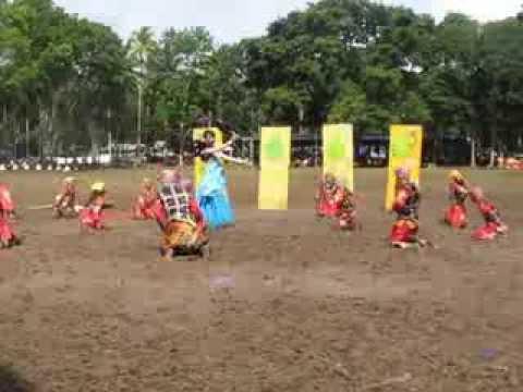 Mabini NHS Street Dance, EMR Jamboree 2013