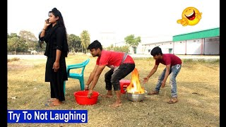 Must Watch New Funny Comedy Videos 2019  || comedy tech || episode 2