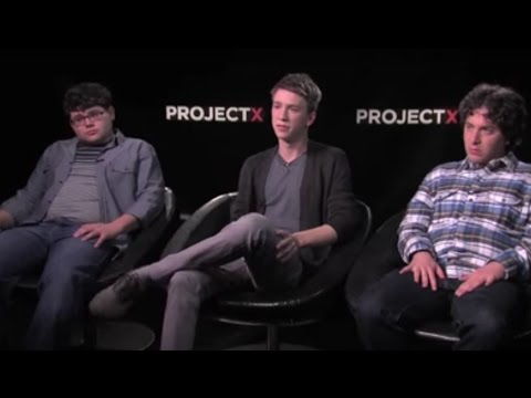 The Boys Of Project X   Empire Magazine