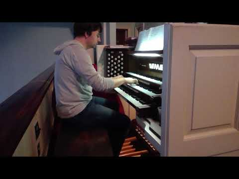 Joy to the World (Full Stops Pipe Organ)