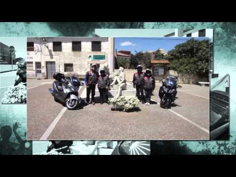 CAMINO DE SANTIAGO EN MOTO 2013