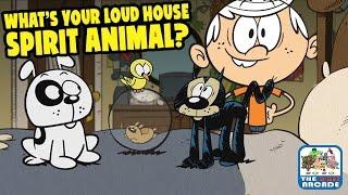 What's Your Loud House Spirit Animal? Take The Quiz! (Nickelodeon Quiz)