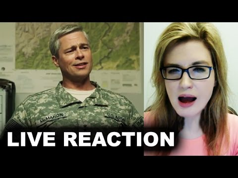 War Machine Teaser Trailer REACTION