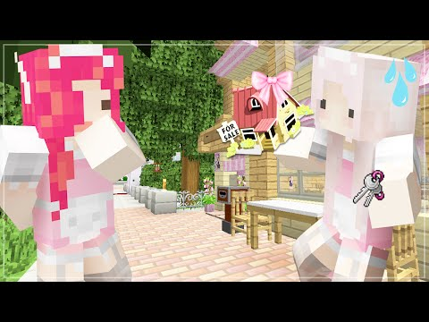 "Minecraft Maids ""BIGGER CAFE?!"" Roleplay ♡53"