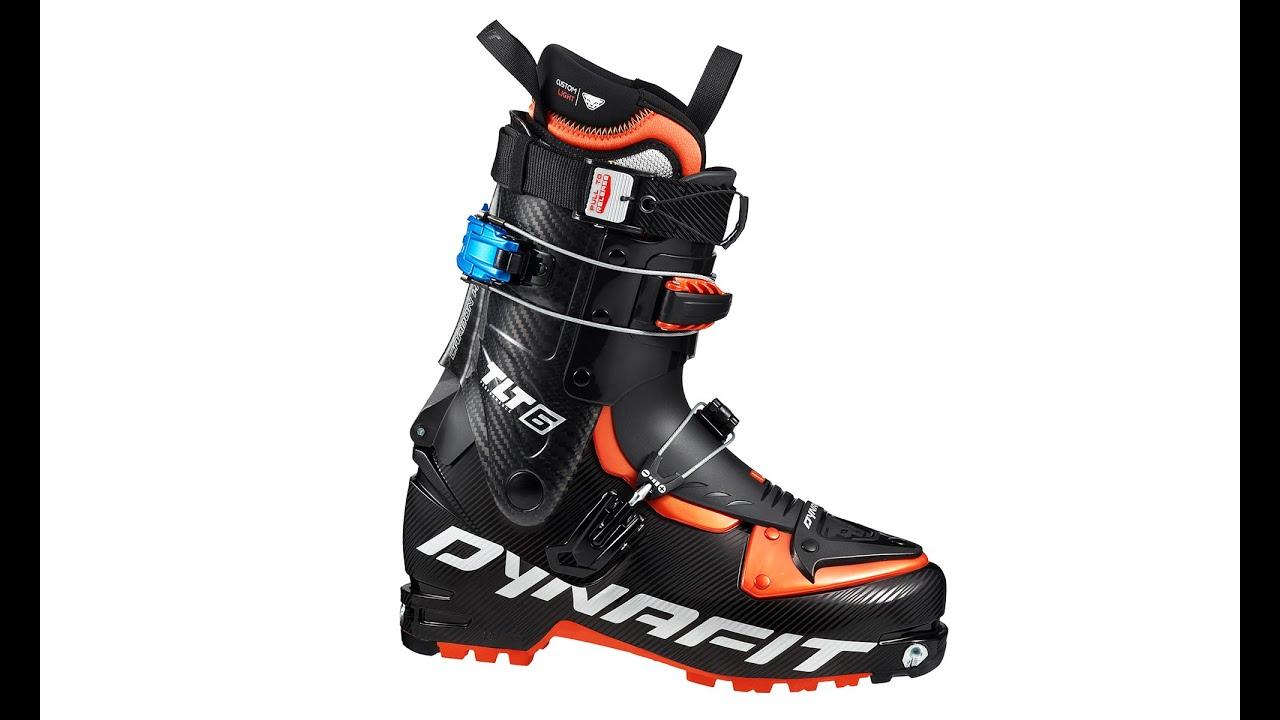 da386bf18f2 Speedfit & TLT 6 Ski Touring Boot - YouTube
