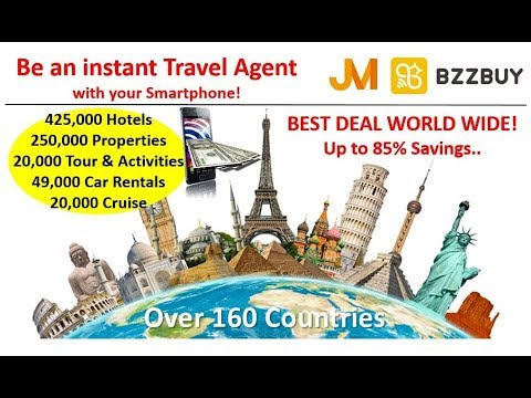 Bzzbuy Vacations, Hotels & JM Business Opportunity Presentation